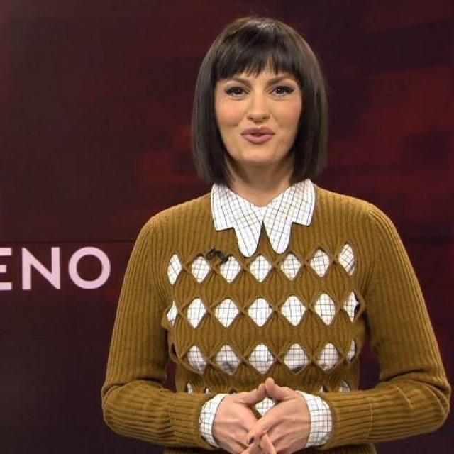 Ivana Paradžiković u neodoljivom puloveru...