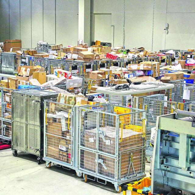 Distribucijski centar Hrvatske pošte