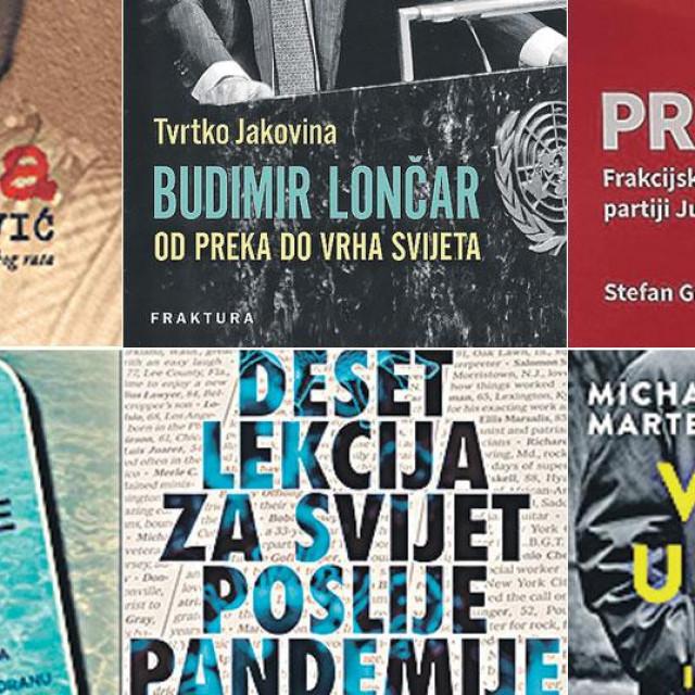 Najbolje knjige - Publicistika