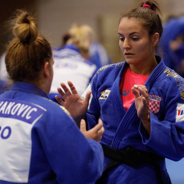 Barbara Matić (desno) dokazna je svjetska judo klasa