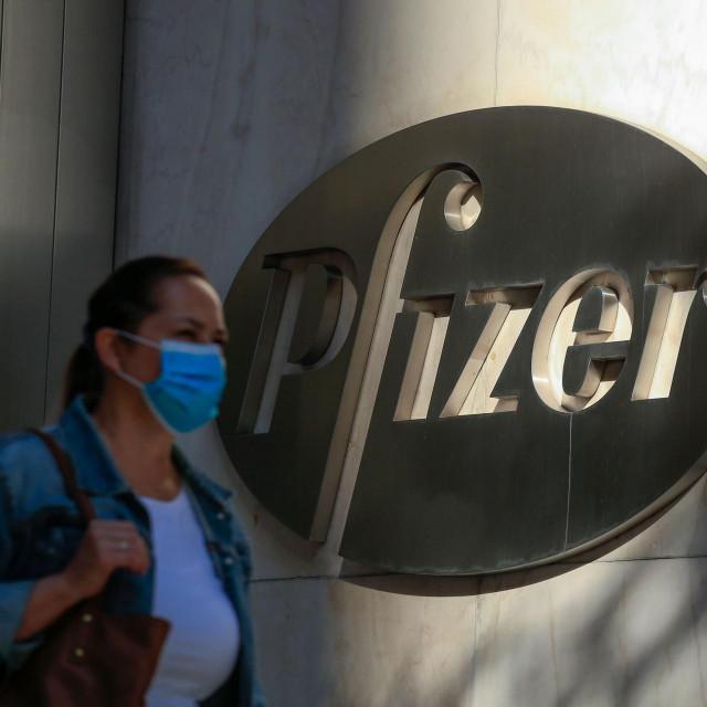 Sjedište tvrtke Pfizer u New Yorku