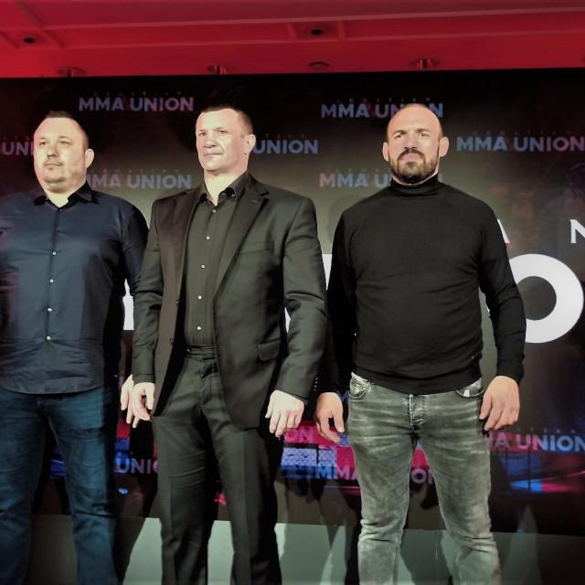 Dražen Forgač, Mirko Filipović i Igor Pokrajac