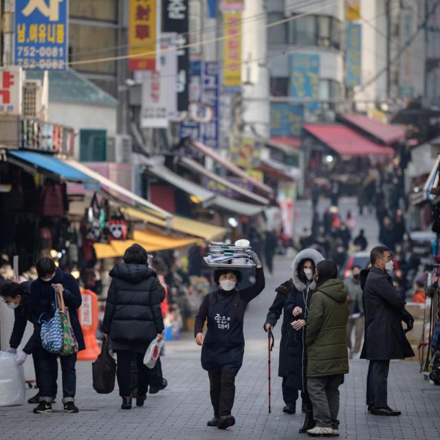Seul u vrijeme koronavirusa