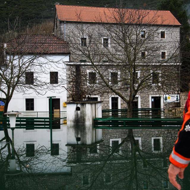 Poplava u Kokorićima