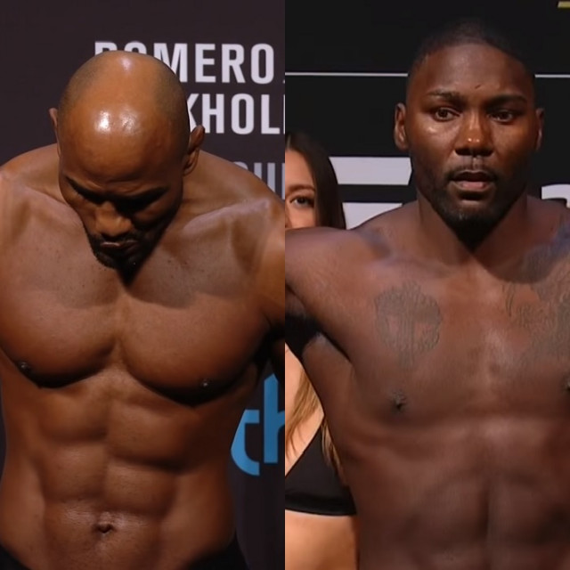 Yoel Romero i Anthony Johnson 41