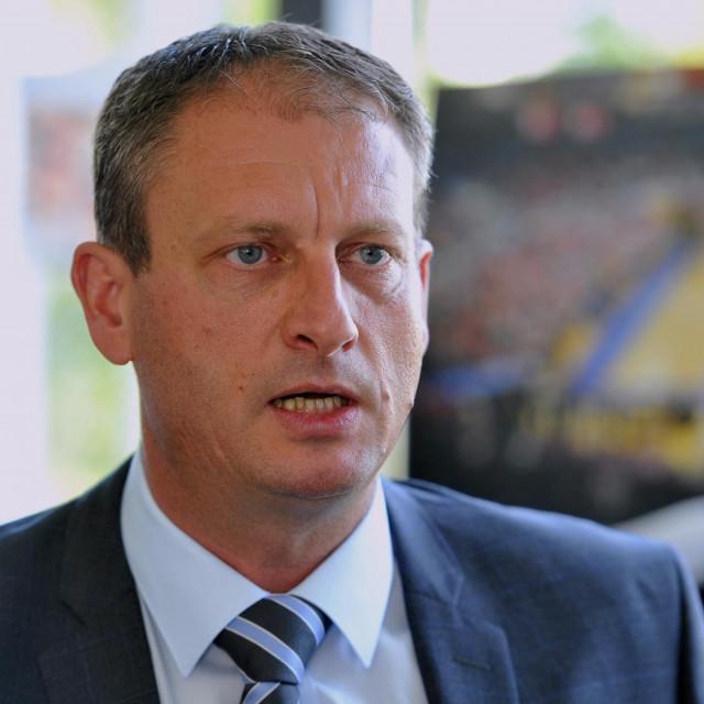 Zoran Stanković, potpredsjednik Atlantica za financije, nabavu i investicije