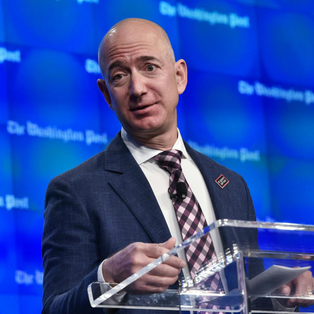 Vlasnik Amazona Jeff Bezos
