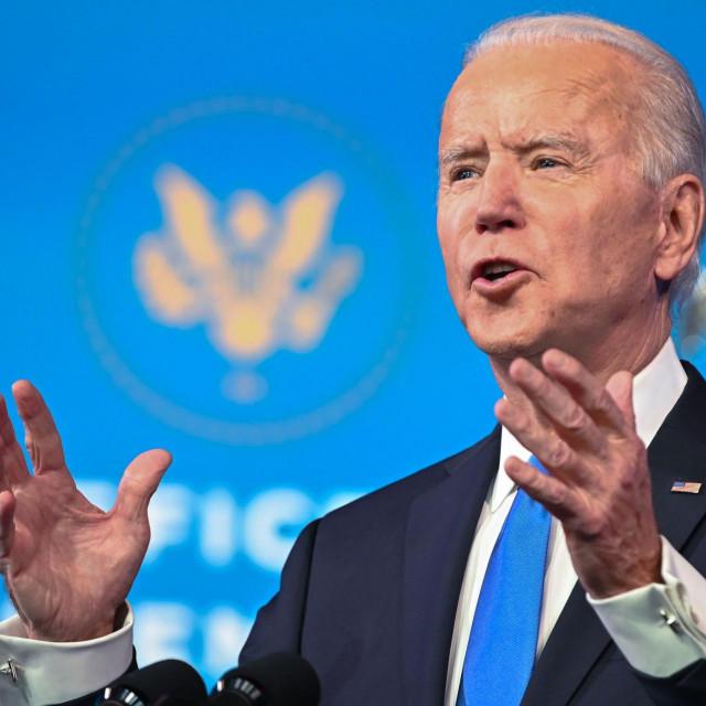 Joe Biden u Wilmingtonu