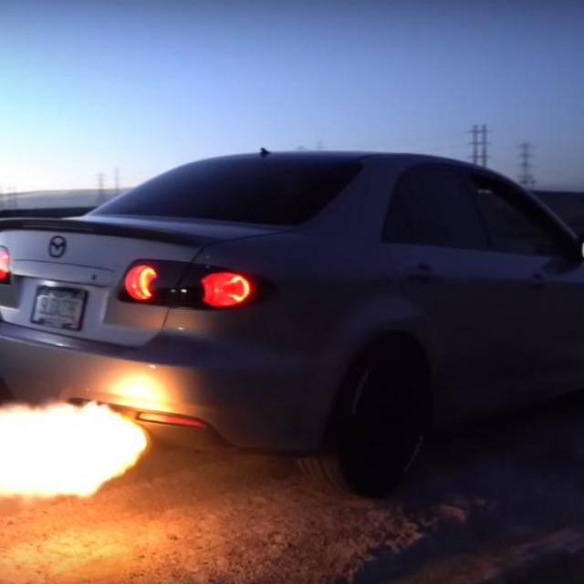Najbrža Mazda 6