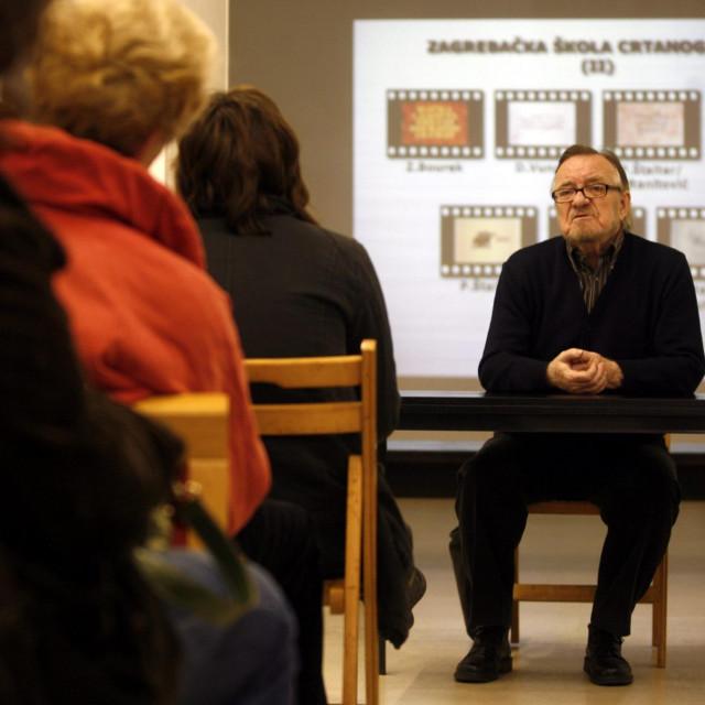 Borivoj Dovniković - Bordo, autor teksta i ilustracija za slikovnicu