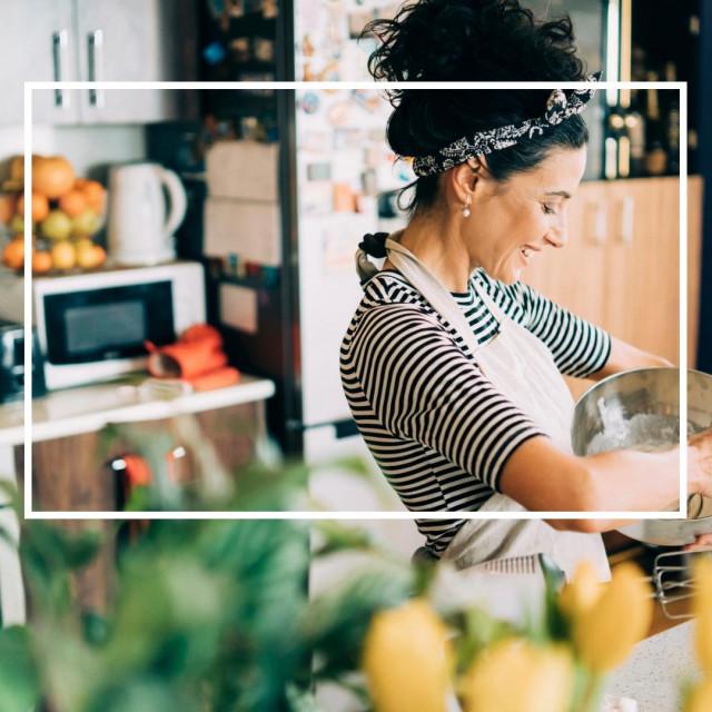SUPERHRANA ZA ŽENE Jer nije nevažno što jedemo