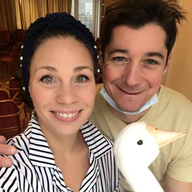 Marija Kolb i Ivan Horvat