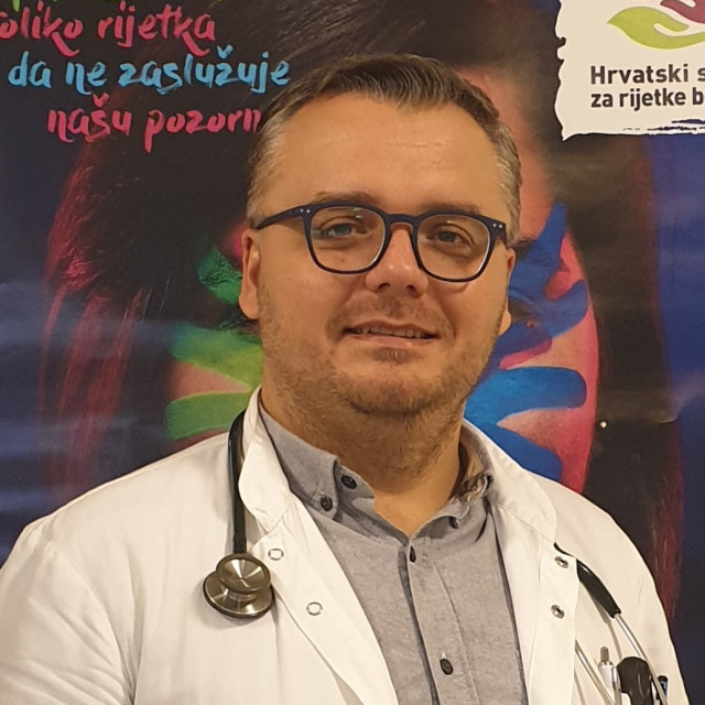 Dr. Ivan Pećin, Klinika za unutrašnje bolesti i Zavod za bolesti metabolizma te Referentni centar za rijetke i metaboličke bolesti u KBC-u Zagreb