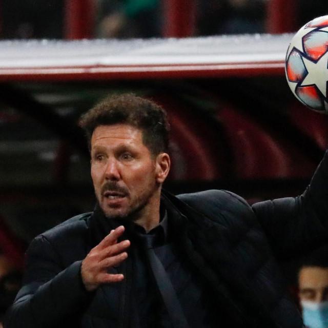 Diego Simeone konačno može računati na Hrvata