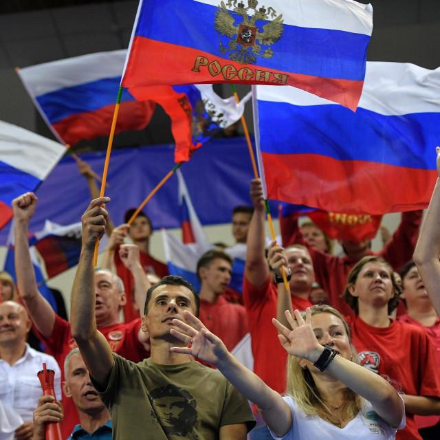 Rusija navijači