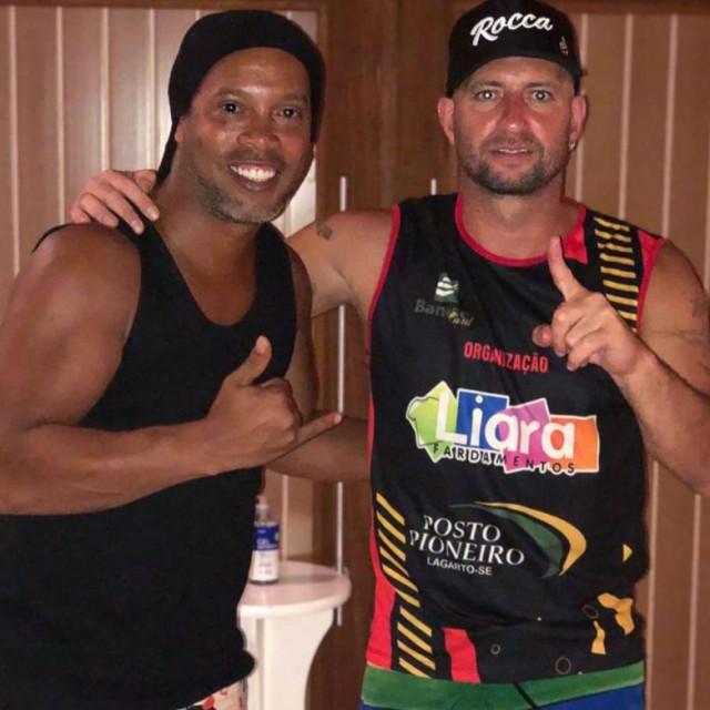 Ronaldinho i Rochemback