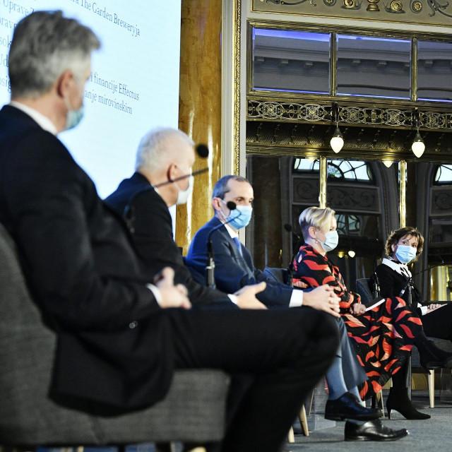 Petar Vlaić, Mladen Vedriš, Tomislav Ridzak, Ivana Gažić, Martina Dalic, Tomislav Alpeza