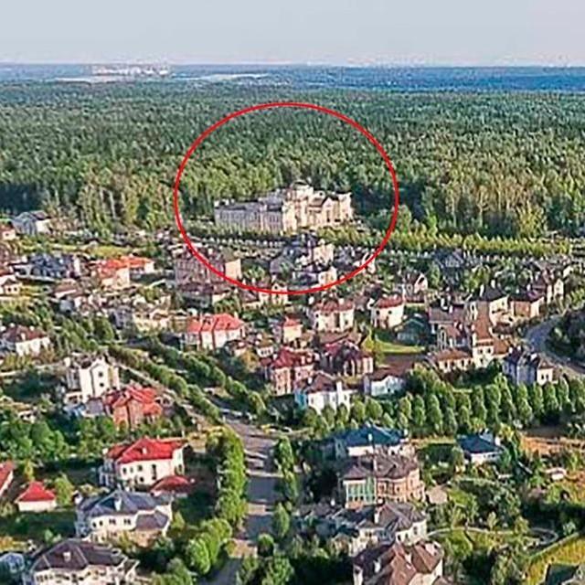 Navodna Putinova palača