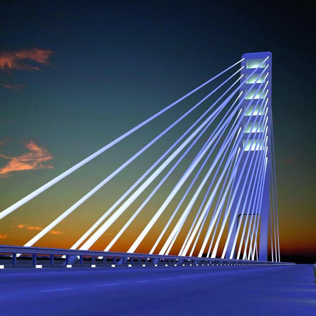 Simulacija Jarunskog mosta