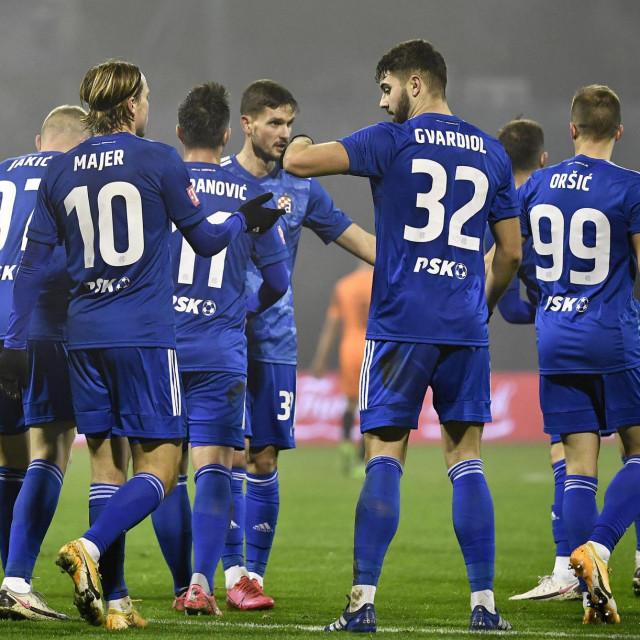 Dinamo maksimalno ozbiljan protiv Varaždina