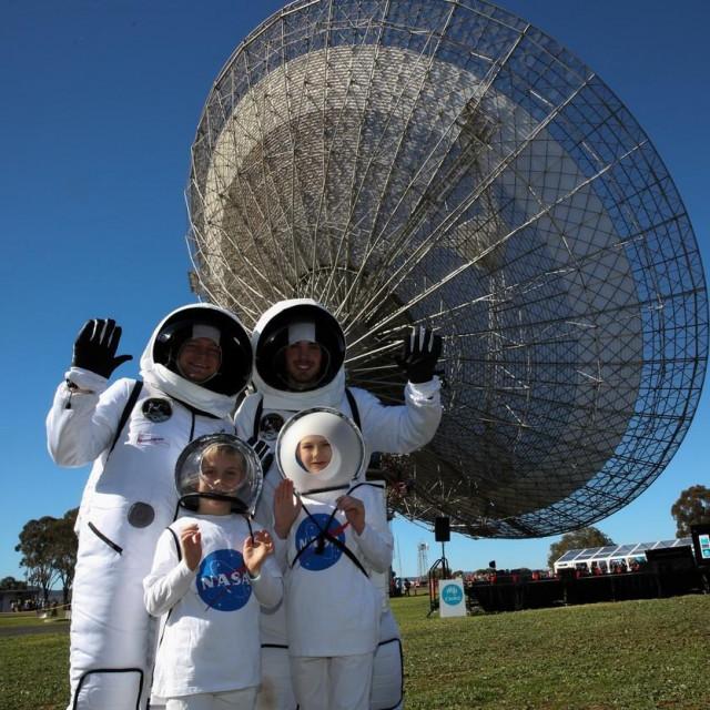 Radio teleskop Parkes