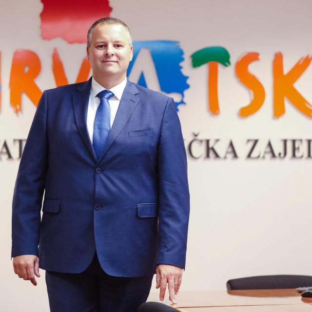Kristijan Staničić, direktor Glavnog ureda HTZ-a.