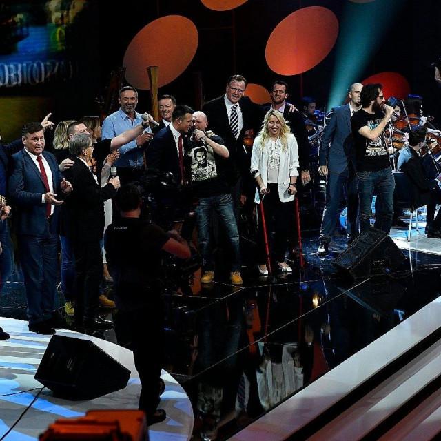 Svečana dodjela medijskih nagrada Zlatni Studio 2019.