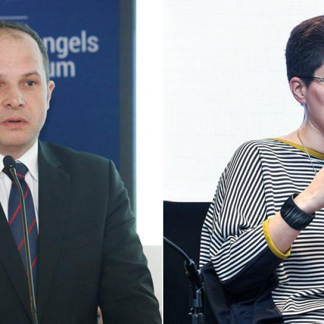 Siniša Hajdaš Dončić, Maruška Vizek