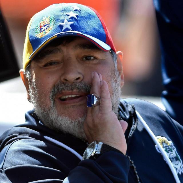 Diego Maradona nikad neće biti zaboravljen