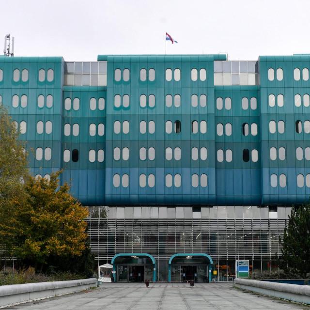 KB Dubrava tijekom epidemije funkcionira kao covid-bolnica