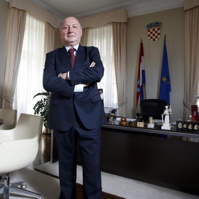 Predsjednik Ustavnog suda Miroslav Šeparović<br /> <br /> <br />