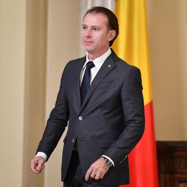 Nekadašnji bankar ING-aFlorin Cîțu, u Rumunjskoj je služio i kao senator te ministar financija