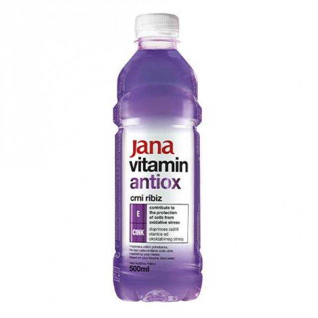 Jana vitamin antiox
