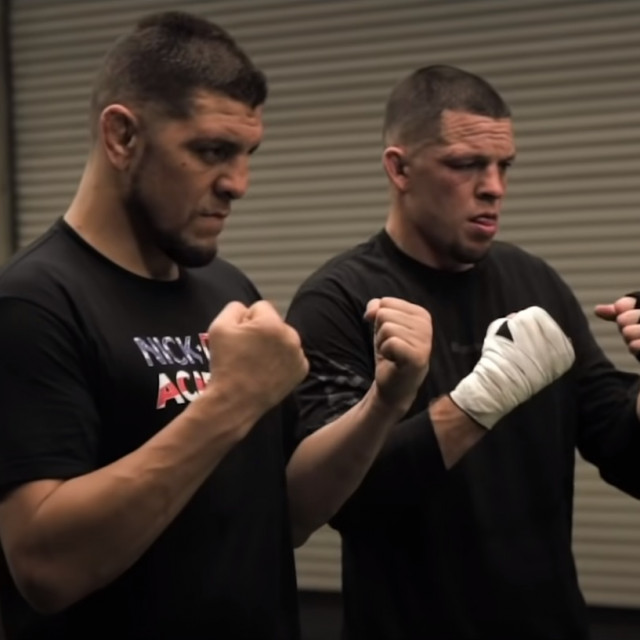 Nick Diaz i Nate Diaz