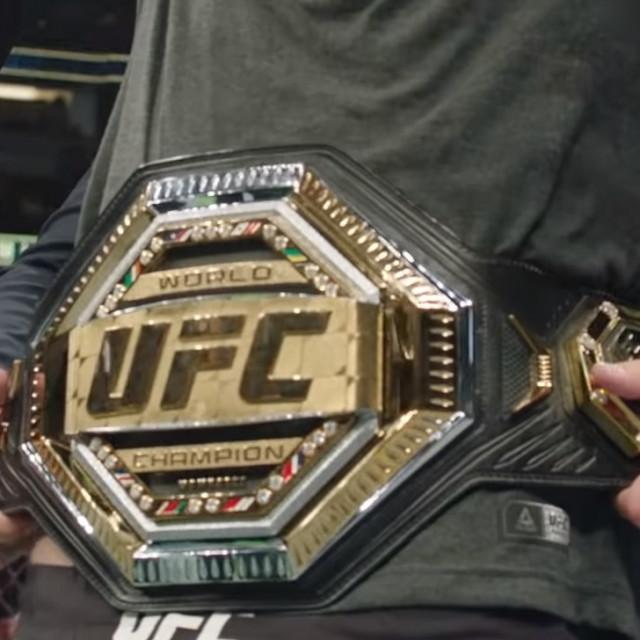 UFC pojas stipe