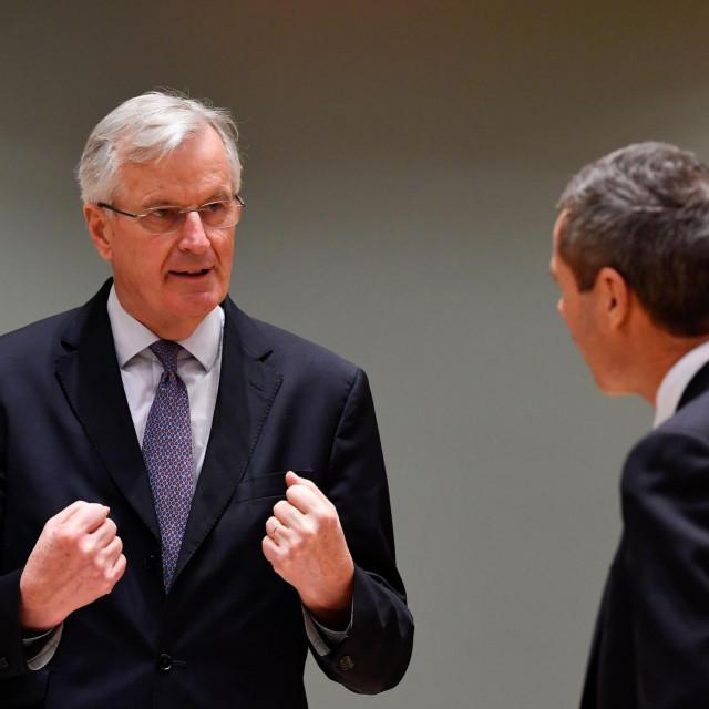 Glavni pregovarač EU za Brexit Michel Barnier
