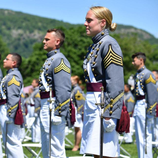 West Point; ilustracija