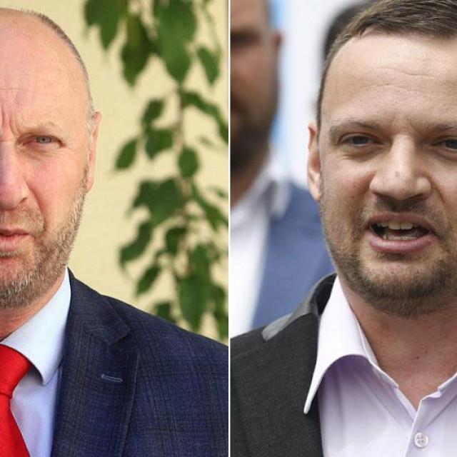 Željko Kolar i Viktor Šimunić