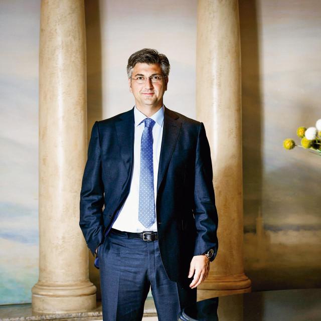 U srpnju 2016., nakon ostavke kompromitiranoga Karamarka, HDZ za predsjednika izabire Andreja Plenkovića, dotadašnjeg zastupnika u Europskom parlamentu, koji dva mjeseca poslije na parlamentarnim izborima vodi stranku do pobjede s programom umjerenog desnocentrističkog konzervativizma
