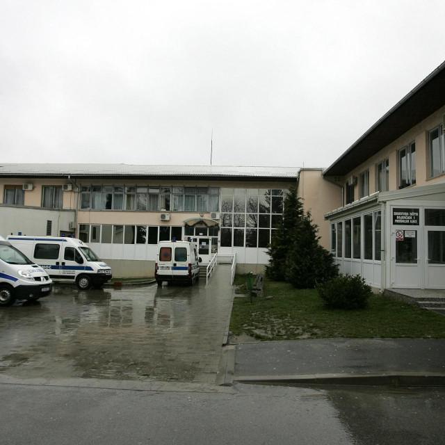 Bolnica u Našicama, arhivska fotografija