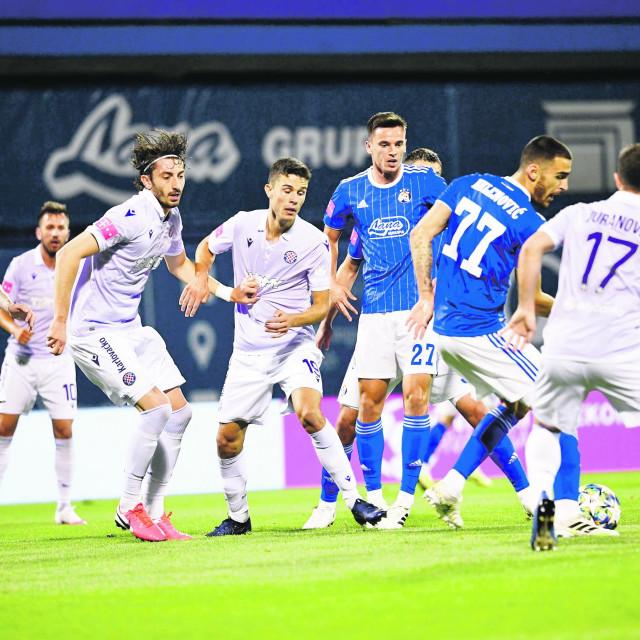 Dinamo je u ovom desetljeću znatno uspješniji u Europi, ali kada se zbroji zadnjih 50-ak godina, Splićani su uspješniji u drugom po snazi euro natjecanju...