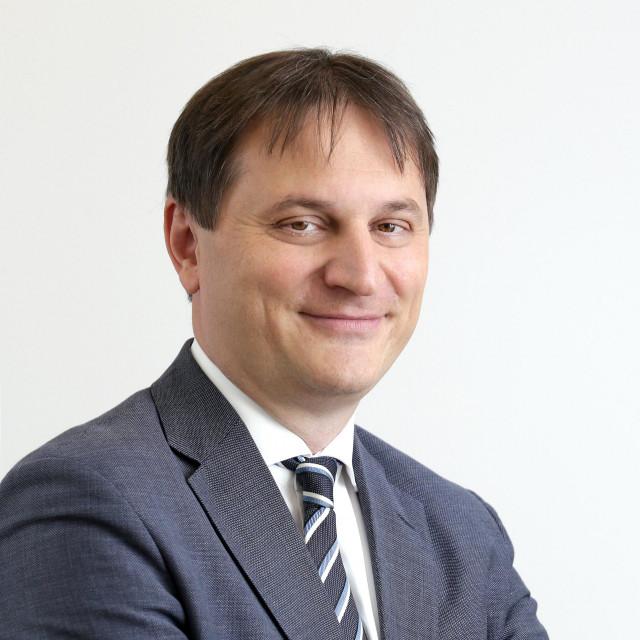Jurica Jednačak,zamjenik predsjednika Upravnog vijeća Hanfe