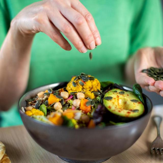 Sjemenke su visoko na listi poželjnih namirnica