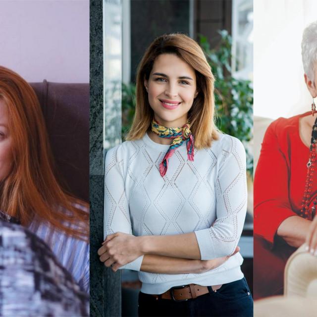 Nataša janjić Medančić, Doris Pinčić, Jadranka Kosor
