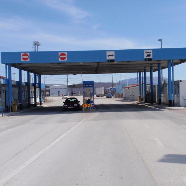 Granični prijelaz Kamensko