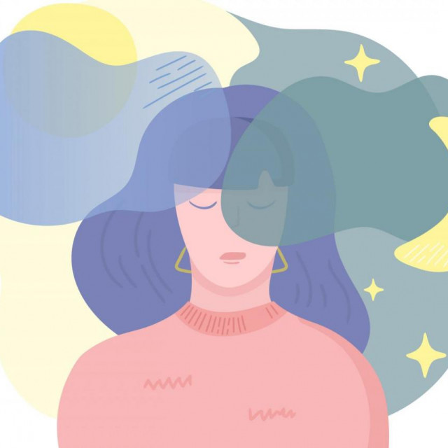 san psihologija misli