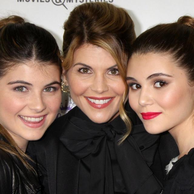 Lori Loughlin s kćerima