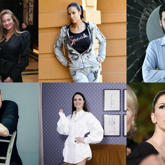 Mateo i Izabel Kovačić, Ivana Banfić, Mate Rimac, Mate Janković, Lana Jurčević, Bojana Gregorić Vejzović