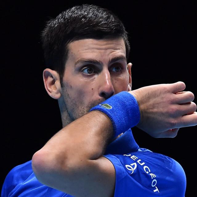 Novak Đoković imao je turbulentnu godinu