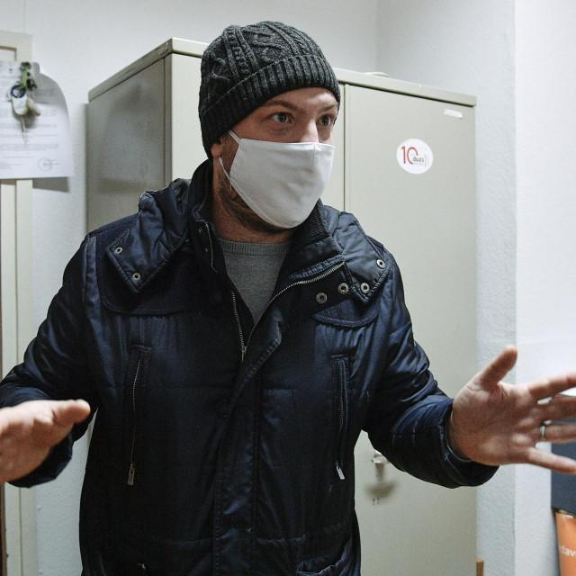 Marko Krička, dogradonačelnik Siska
